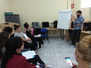 Proyecto de inserción sociolaboral «Albarracín»